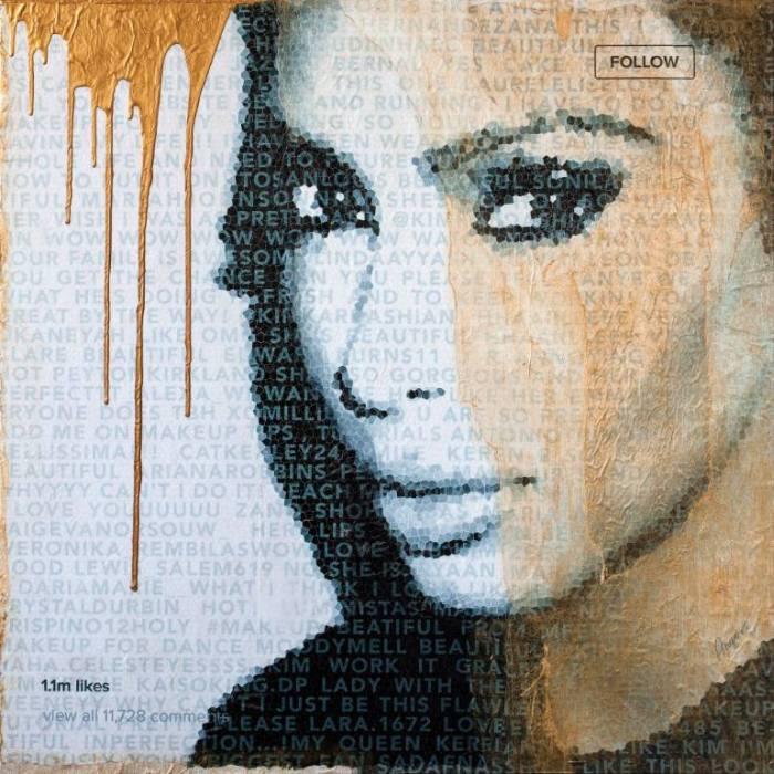 Американский художник. Anyes Galleani
