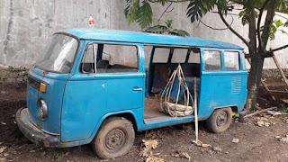 BUKALAPAK BAHAN MOBIL TUA : Jual Bodi VW kombraz 8.5 jt