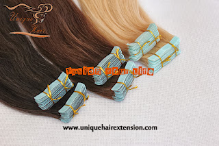 Wholesale tape weft extensions
