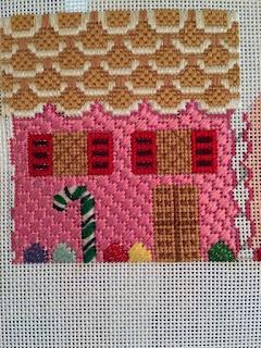 Susan Roberts gumdrop house