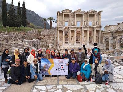 Fakta Menarik Ephesus Yang Perlu Anda Ketahui
