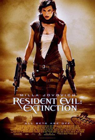 Neko Random: Things I Like: Resident Evil Extinction