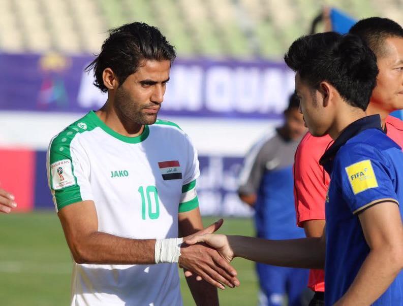 صور منتخب العراق