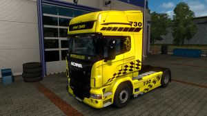 Nora Trans Skin for Scania RJL