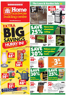 Home Hardware Flyer Building Centre valid March 4 - 10, 2021
