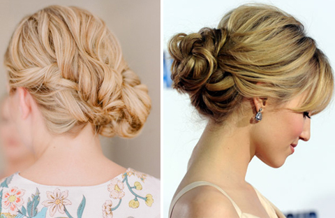 romantic updos wedding hairstyles engaged