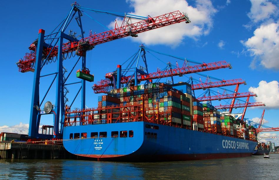 5 Great Container Ports in China