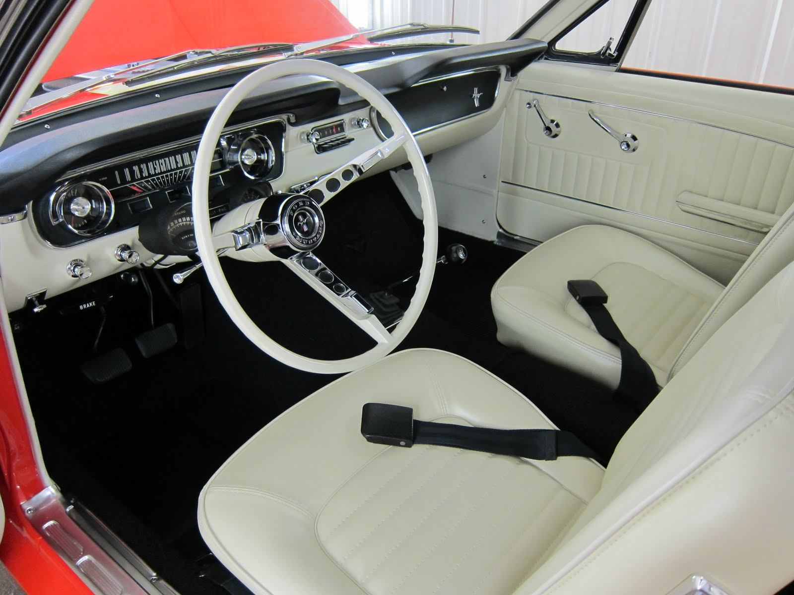 Ford Mustang Boss 302 Seats On 67 Mustang Solenoid Wiring Diagram