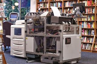 Espresso Book Machine per stampare libri fuori catalogo