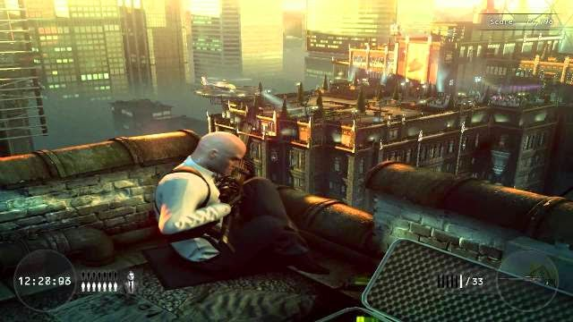 Hitman Sniper Challenge Free Download PC Games