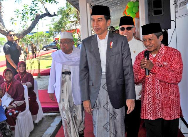 Jokowi: Alquran Pedoman bagi Manusia untuk Kehidupan Penuh Cinta, Begini Komentar Pedas Netizen