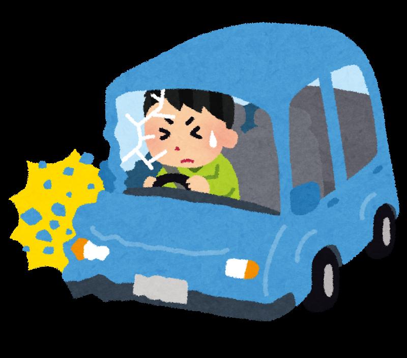 図:脳卒中経験者の自動車運転事故