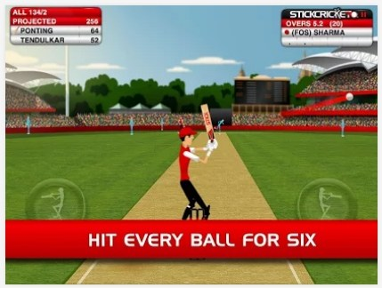 Stick-Cricket ipl 2018 cricket game free download for android