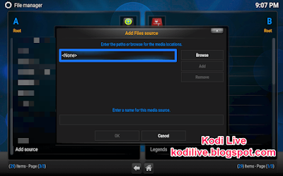 How To Install Kodi Live TV Addon On Kodi Xbmc
