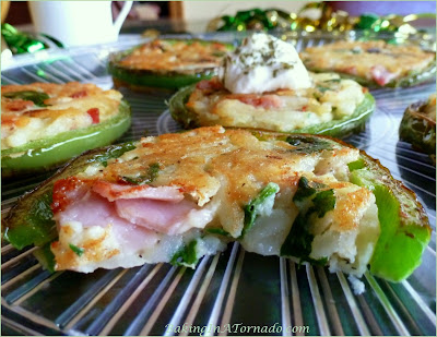 Green, Egg and Ham, a fun breakfast for St. Patrick's Day or any day.   Recipe developed by www.BakingInATornado.com   #recipe #breakfast #StPatricksDay