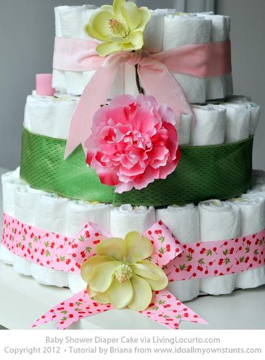 torta pannolini come farle