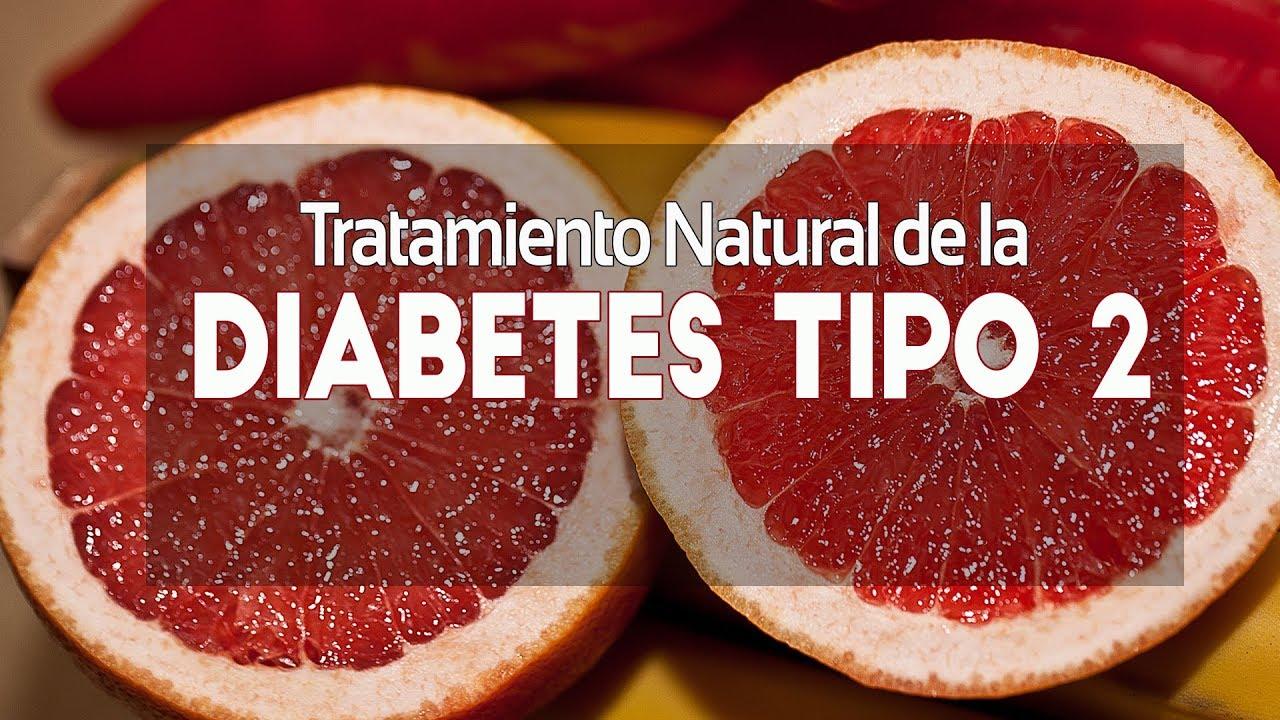 cura natural para la diabetes tipo 2