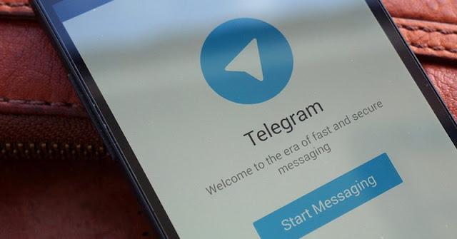 telegram banned