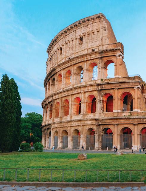 Bangunan Colosseum