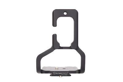 Sunwayfoto PCL-6DG Custom L Bracket side view