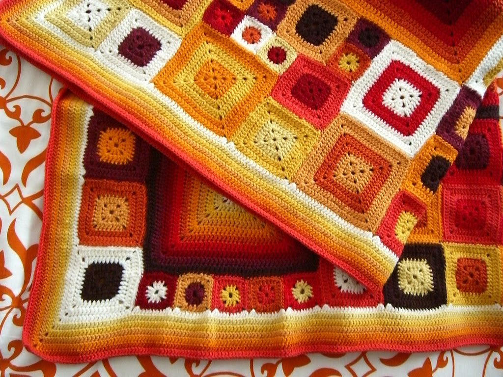 Blanket Crochet Patterns Knitting Gallery