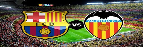 برشلونة يواصل نزيف النقاط بالدورى الإسبانى ويتعادل مع فالنسيا