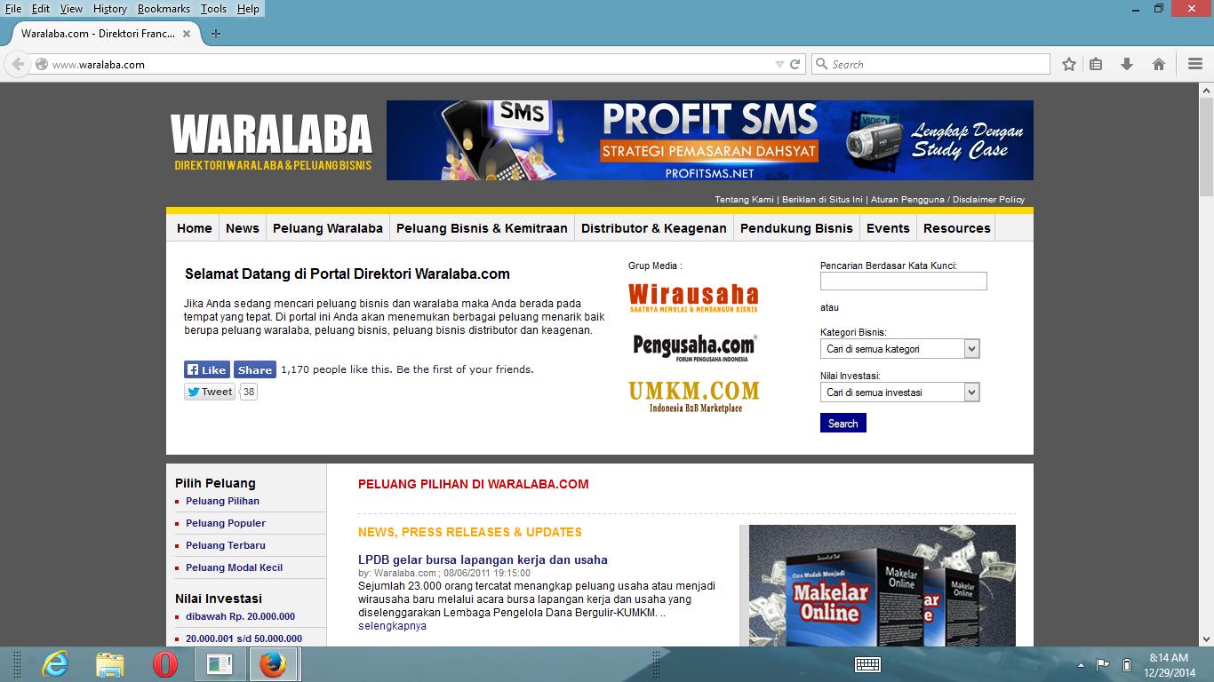 5 Situs terbaik penyedia usaha franchise / waralaba di indonesia ...
