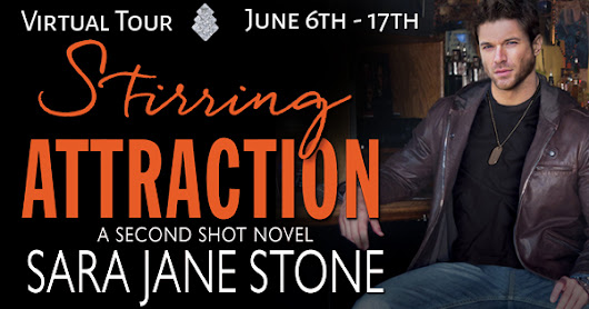 Life With Two Boys: Stirring Attraction by Sara Jane Stone {Blog Tour & Giveaway}