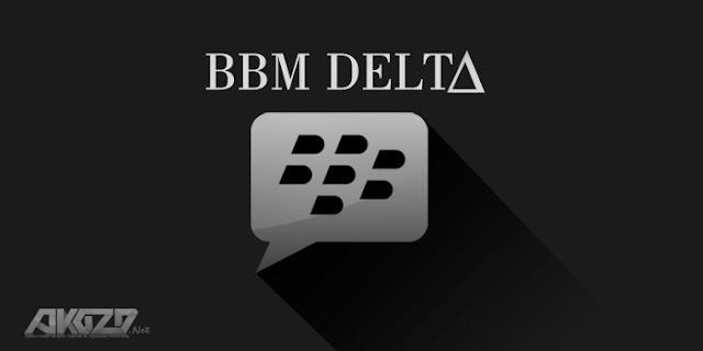 Download BBM Mod Delta v4.1.0 Apk Terbaru Paling Keren