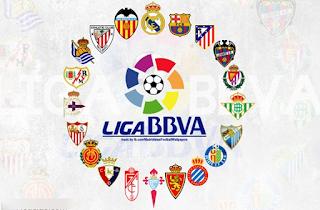 Logo Klub Liga Spanyol 2015-2016