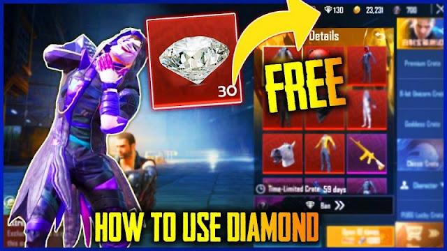 PUBG Mobile: Yeni Diamond Para Birimi hakkında bilmeniz gereken her şey!