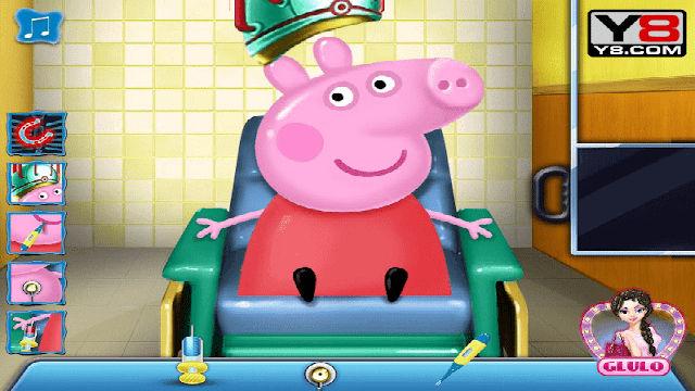 Peppa Pig Doctor - Image du Jeu
