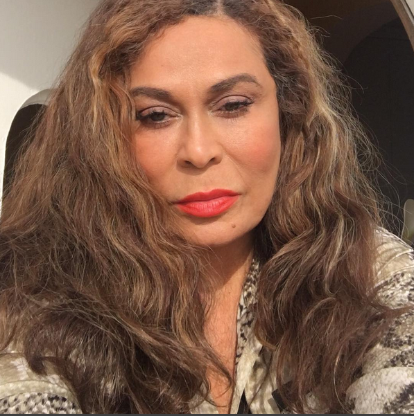 Beyonce's mum Tina Knowles shares stunning photos as she turns 62