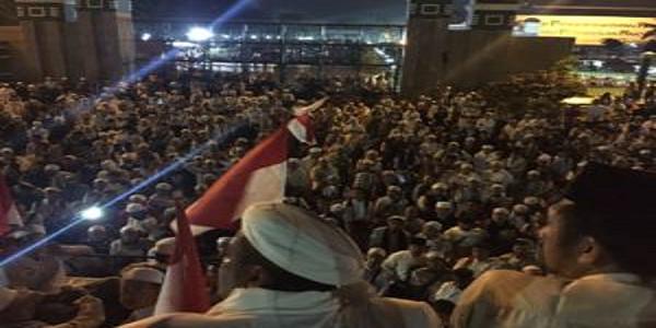 Hasil rapat : DPR MPR terkait demo 4 aksi bela islam damai