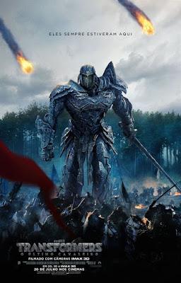 Transformers: O Último Cavaleiro - Divulgação