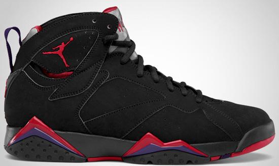 be3f74b3f723 Air Jordan 7 Black Jordan 7 Black And White