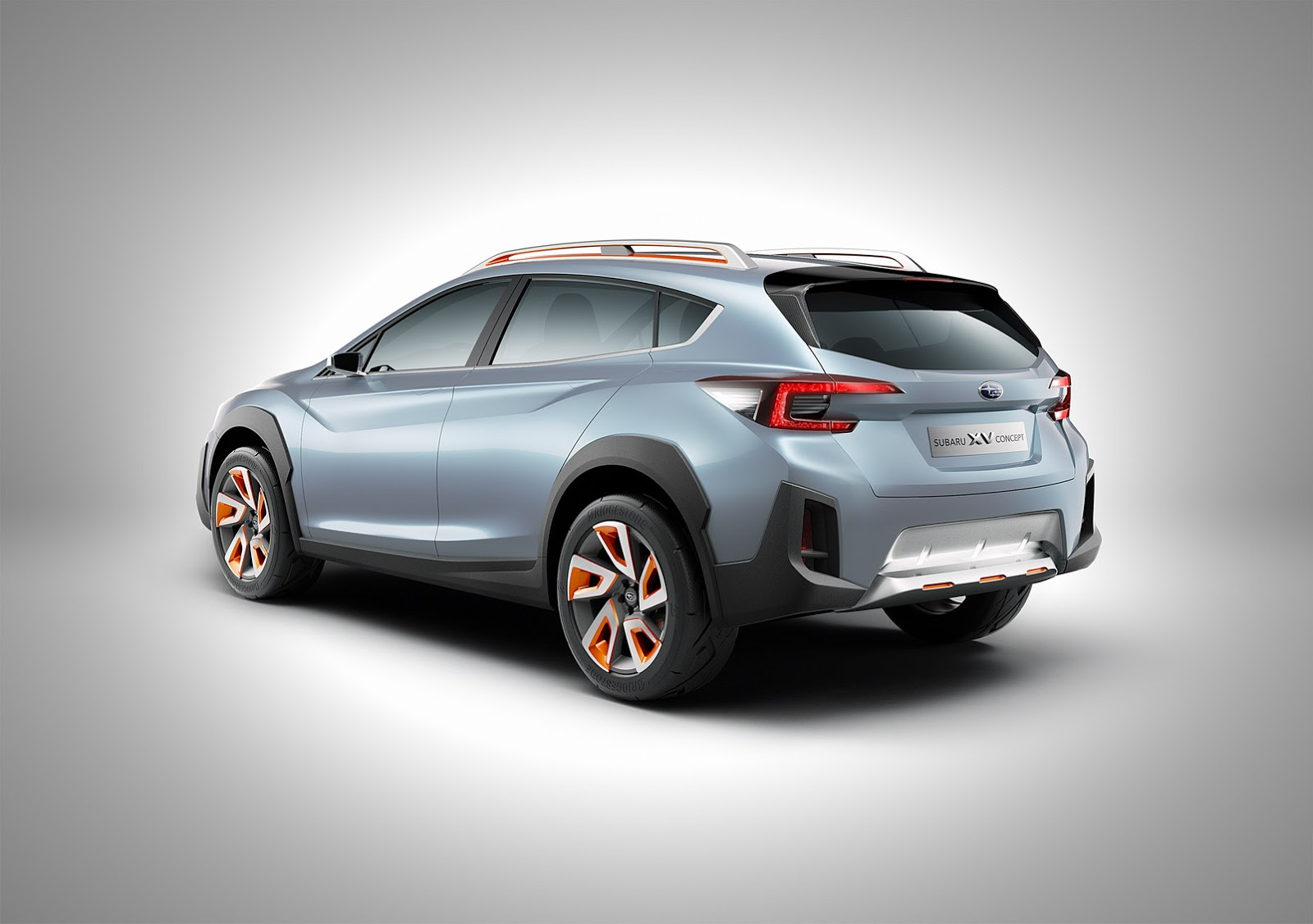 Subaru Xv Concept Previews Next Crosstrek