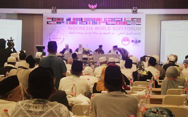 Syekh Aun Muin al-Qaddumi: Islam Datang di Nusantara Dibawa Oleh Ulama Tasawuf