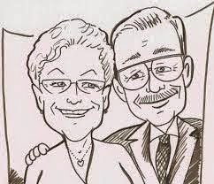 Gambar Ayah dan Ibu