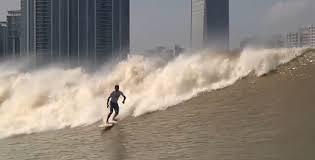 Poto Lagi Surfing