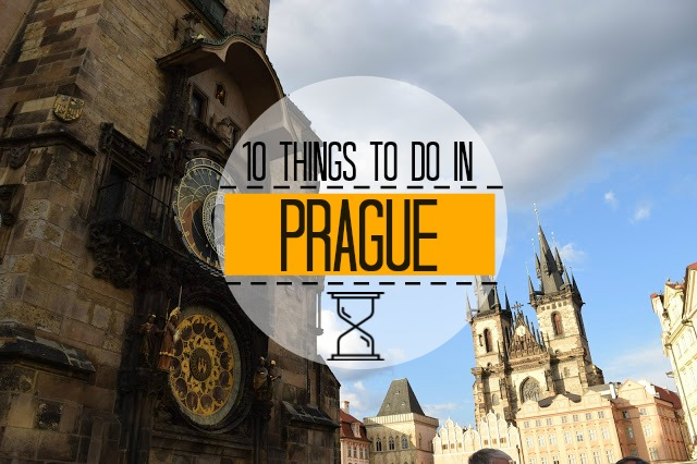 must do prague