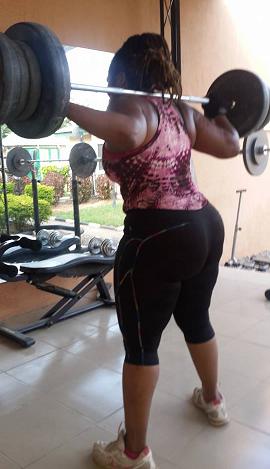 Nigeria slut wife training