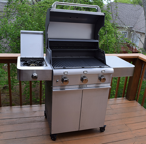 best infrared gas grill, best gas grill, my favorite gas grill