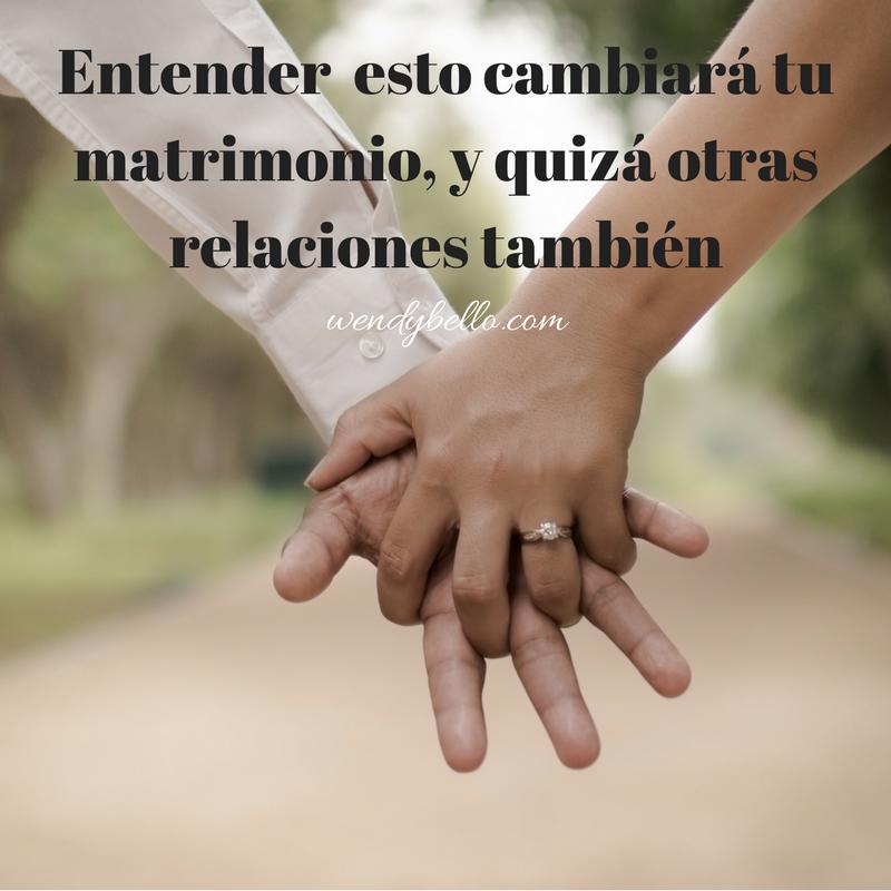 Matrimonio Biblia Quiz : Entender esto cambiará tu matrimonio y quizá otras relaciones también