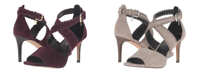 COACH Henny Heels $50 (reg $225)