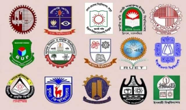 Know when to take admission test in a university?