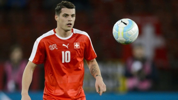 Arsenal set to sign Switzerland midfielder Granit Xhaka