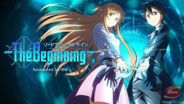 sword art online the beginning1 IBM có thực sự làm cho VRMMOs từ Sword Art Online trở thành sự thật ?