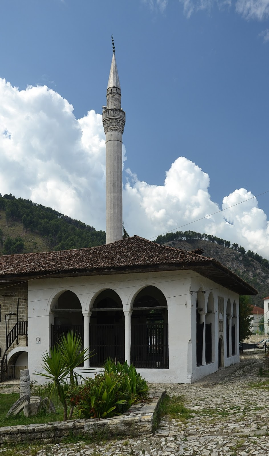 Berat | Cidade da Albânia