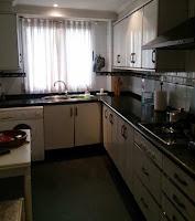 piso en venta castellon calle rio cenia cocina